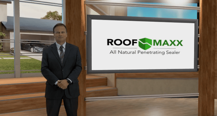 Roof Maxx World S First All Natural Asphalt Shingle