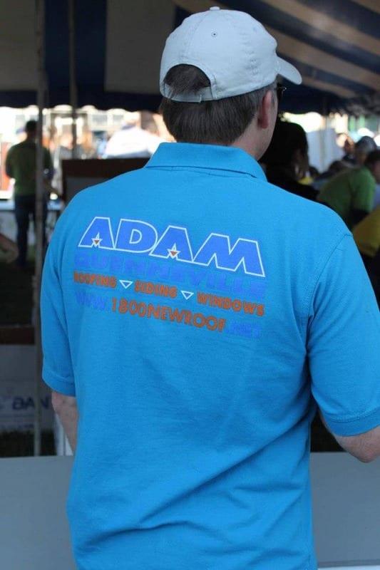 This is a photo of an Adam Quenneville Shirt